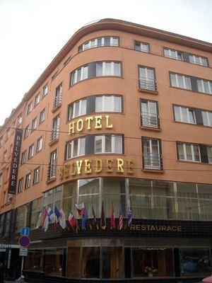 Chládek - Hotel Belvedere