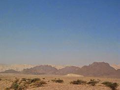 Mír pouštních hub 2