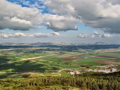 Mír v Izraeli 7