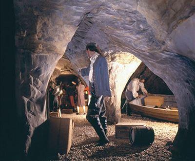 Caves Hastings