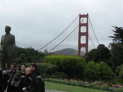 Golden Gate Bridge 1