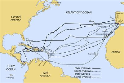 Kolumbovy plavby