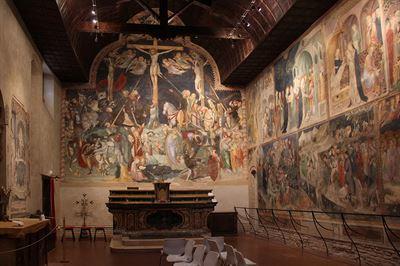 Urbino - Oratorio di San Giovanni Battista