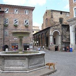 Urbino, Piazza della Repubblica