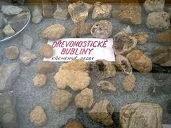 K�emit� geody z okol� D�evohostic