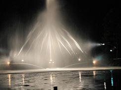 Hasičská fontána, Ratměřice