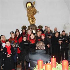 Koncert v obci Lštěnice